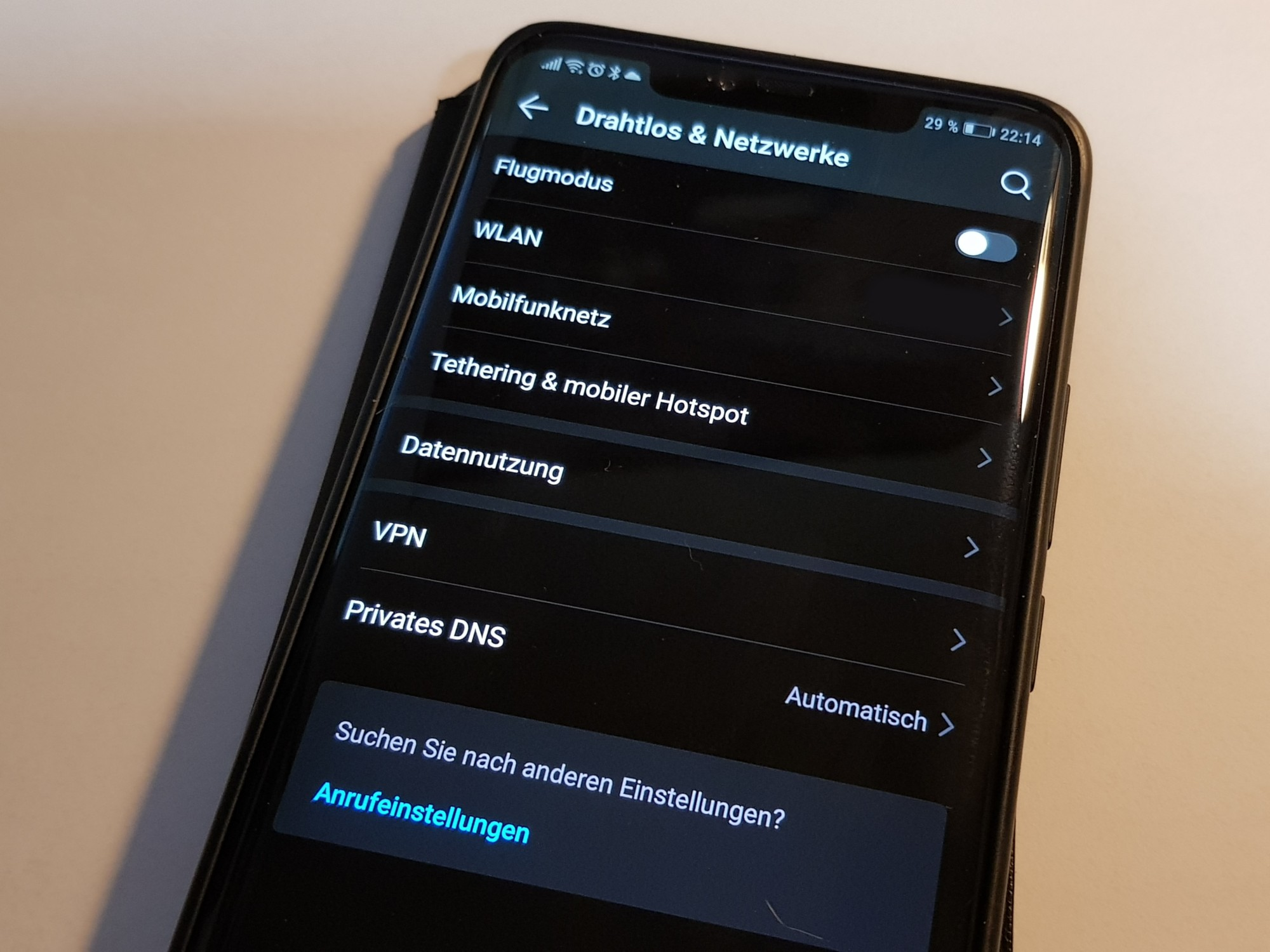 Android 9 – Fritz VPN funktioniert nicht mehr in WLAN Netzen